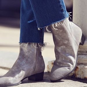 Free People London Calling Ankle Boots